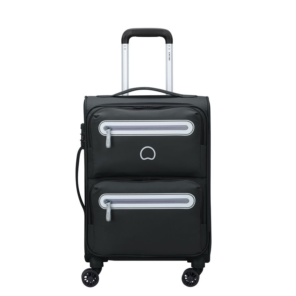 fd40e0612 CARNOT. 55 CM 4 DOUBLE WHEELS CABIN TROLLEY CASE