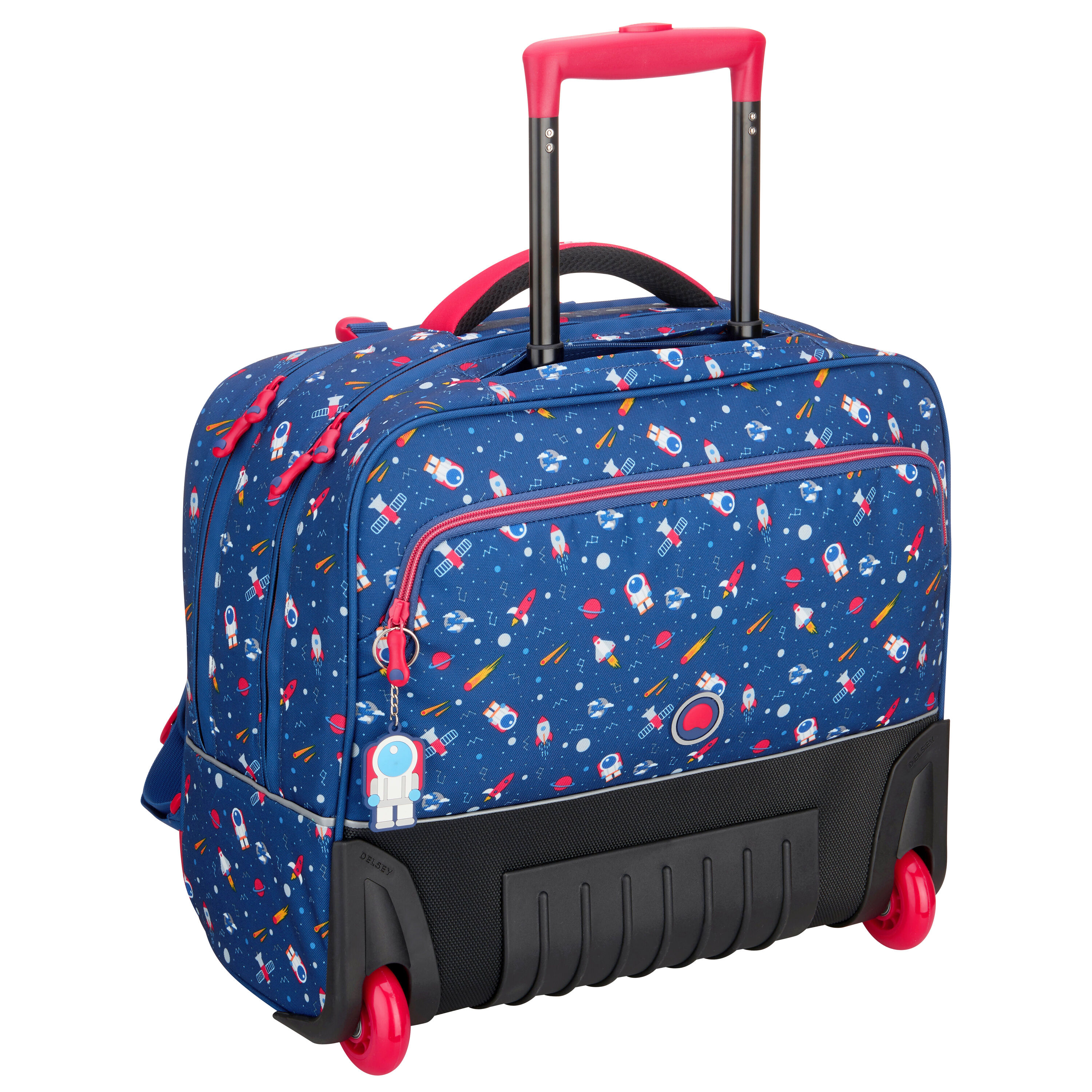 (enfant) Delsey Cartable à roulettes School 2018 Sac a dos Trolley WPS horizontal 9PwCGH