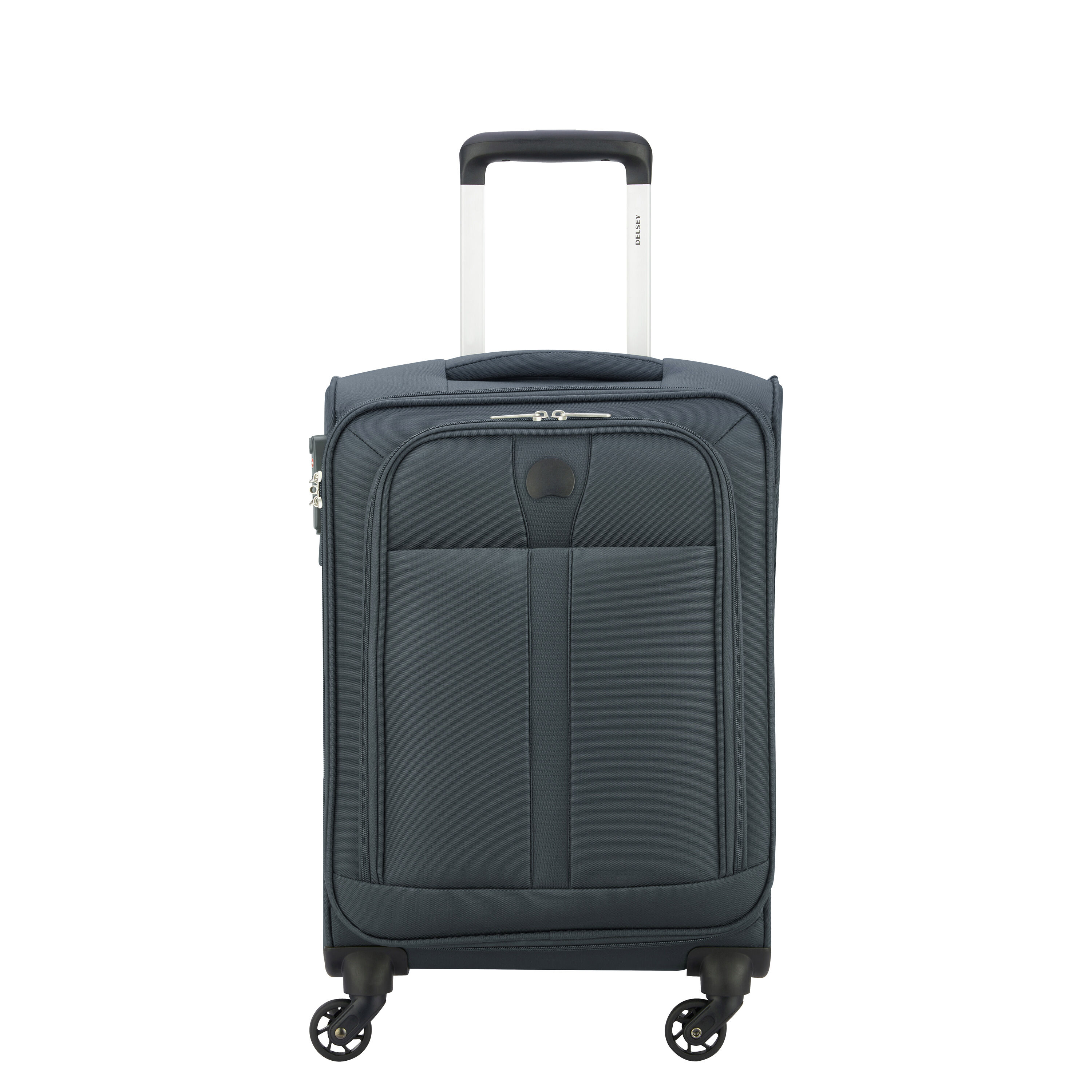 Delsey Pluggage Valise 4 roues anthracite 78 cm R5llGZim5I
