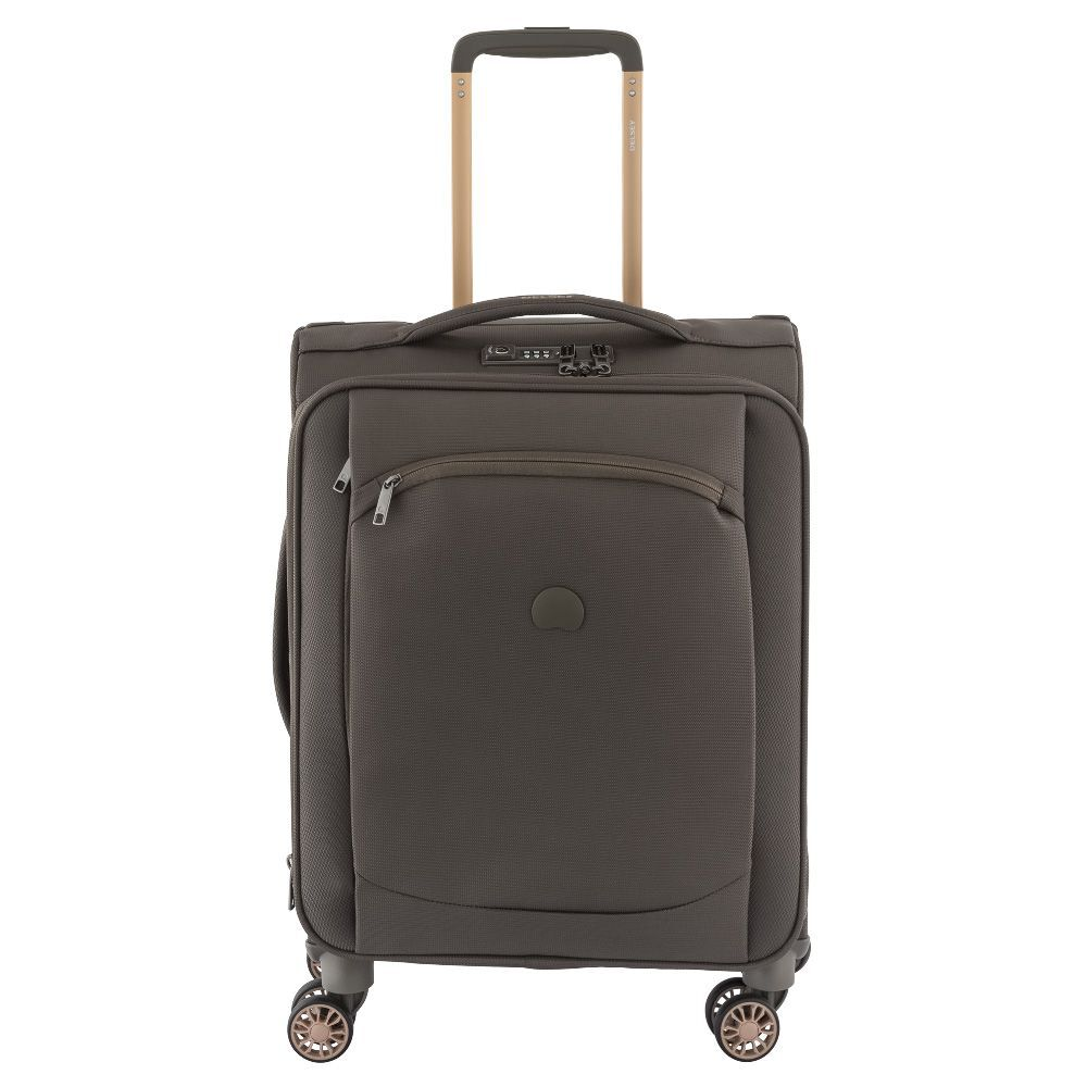 db0a73f99b70 MONTMARTRE AIR 55 CM SLIM 4 DOUBLE WHEELS EXPANDABLE CABIN TROLLEY CASE