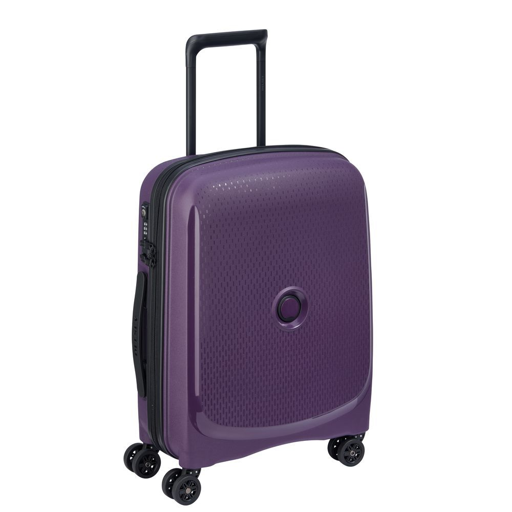 87b0ac7c4 BELMONT PLUS. 55 CM SLIM 4 DOUBLE WHEELS CABIN TROLLEY CASE
