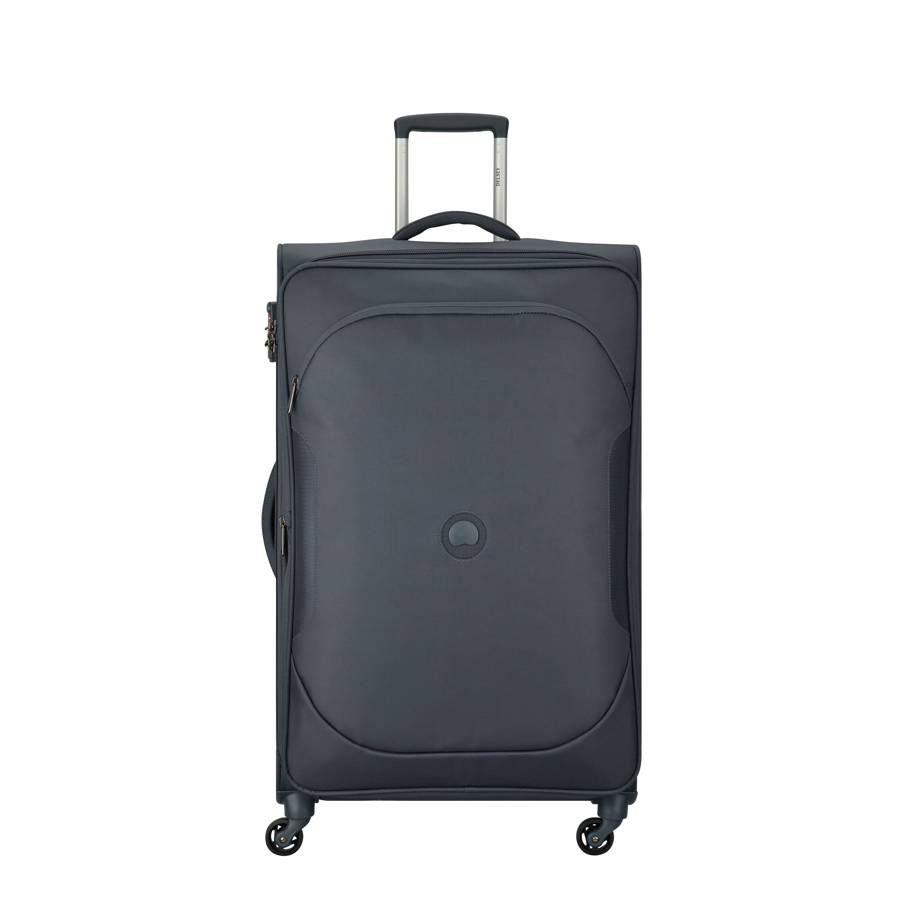 Valise souple Delsey U-Lite Classic 2 - 79 cm Rouge MUkFrqR6