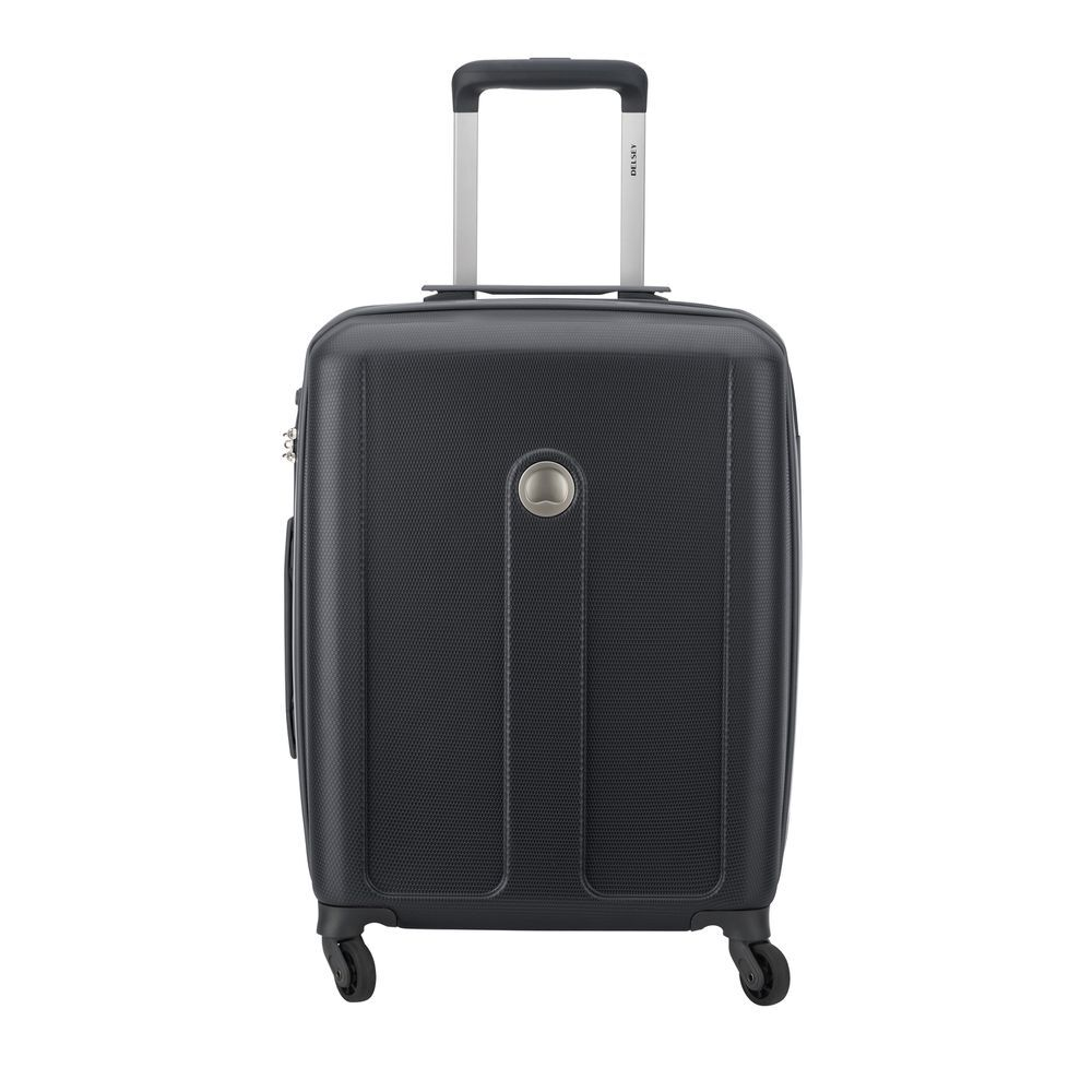 Delsey Planina Valise 4 roues noir 55 cm HQVxGG