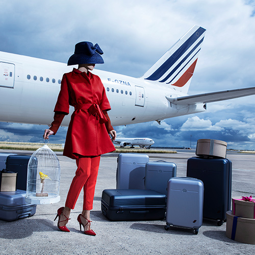 how to choose air france luggage